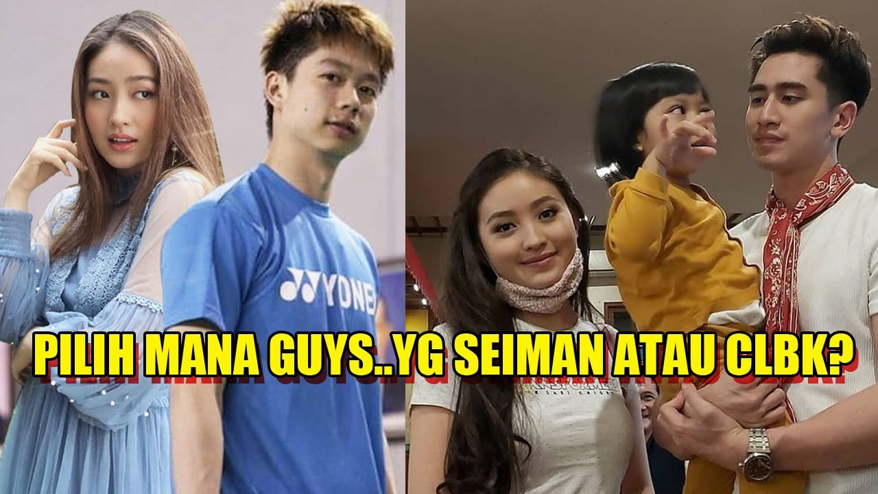 Diantara Kevin Sanjaya & Verrell Bramasta Ternyata Natasha Wilona Lebih Pilih...