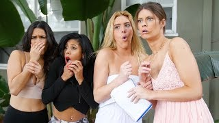 TRAINING TO BE A LATINA | Lele Pons, Juanpa Zurita & Anwar Jibawi