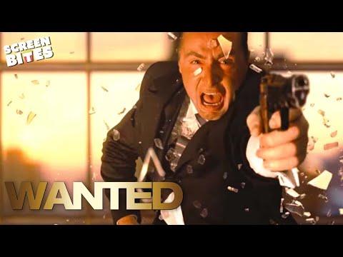 Wanted  Cross Kills Mr. X  Thomas Kretschmann and David O'Hara
