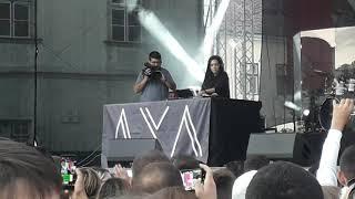 Download lagu Dj AYA LA SIBIU MUSIC FEST MP3