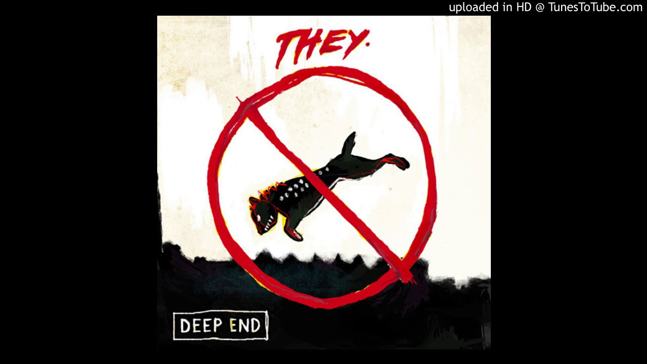 THEY  - Deep End (Acapella Dirty) | 144 BPM