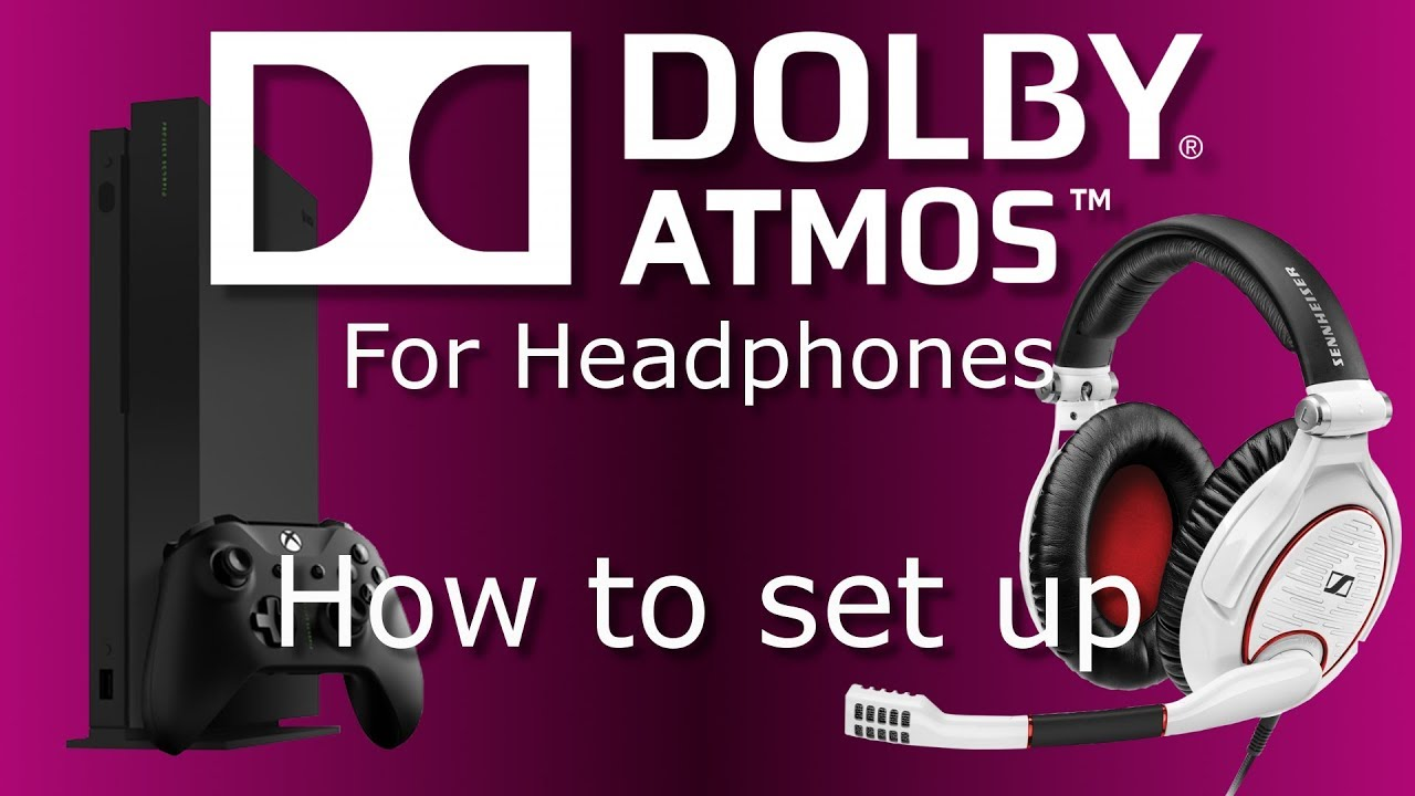 cant download dolby atmos for headphones