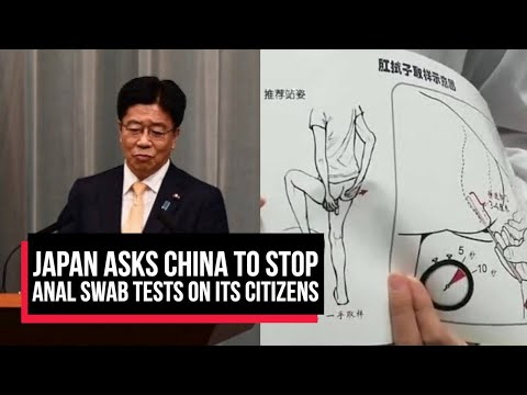 Japan asks China to stop anal swab tests on its citizens | Cobrapost