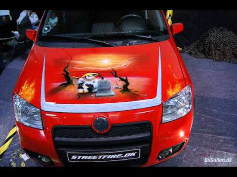 fiat panda 100 hp 2 edition youtube. Black Bedroom Furniture Sets. Home Design Ideas