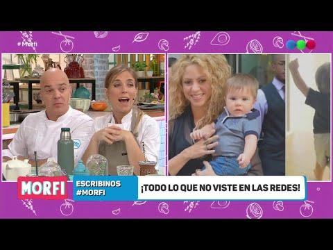 Shakira habló sobre su crisis con Piqué - Morfi