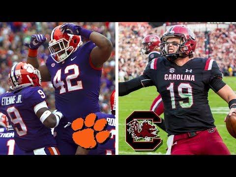 Clemson vs. South Carolina Preview: A Rivalry