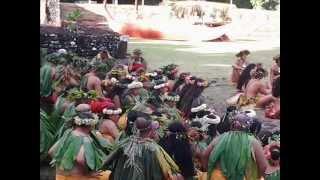 """"""" Tuvalu E , Poly Remix in TAHITI """" - TEAM JUNIOR"""