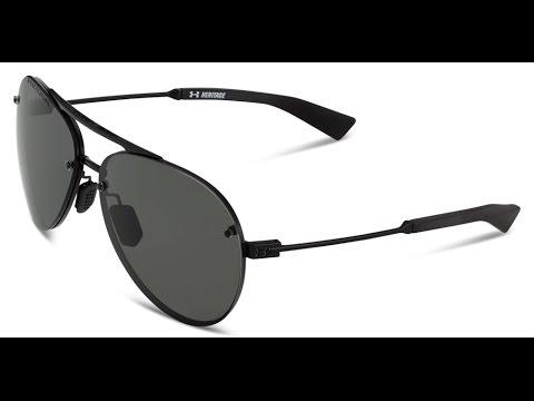 8d5a1d8181 Under Armour Double Down Sunglasses w Elite Storm Polarized Lens ...