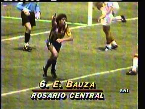 1987 (June 20) Rosario Central (Argentina) 1-AS Roma (Italy) 1 (L.A. Gold Cup)