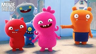 UGLYDOLLS Trailer #2 (Animation 2019) - Kelly Clarkson, Nick Jonas Movie