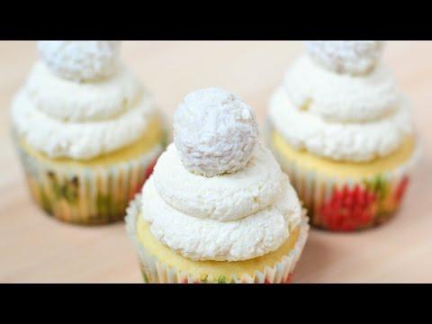 Торт с кокосовым кремом и