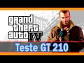 Teste com a Geforce GT 210 da Asus, GTA V Counter Strike GO Dota 2