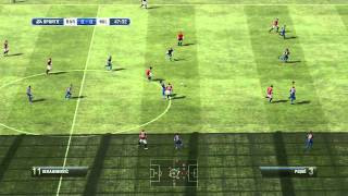 Fifa 12 Demo Barcellona-Milan  [480p]