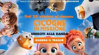 Cicogne in missione - dal 20 Ottobre al cinema