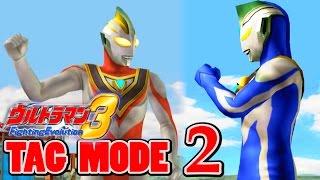 Video Ultraman FE3 - Tag Mode Part 2 - Ultraman Gaia & Agul ( 1080p HD 60fps ) download MP3, 3GP, MP4, WEBM, AVI, FLV Maret 2018