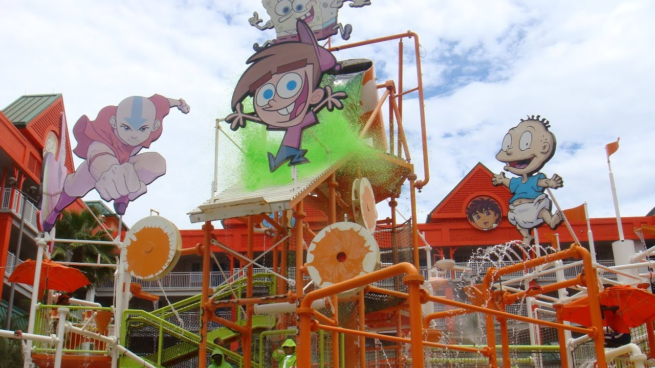 Nickelodeon Hotel Rooms Pictures