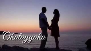 Okatayyaka ontariga unte aa pranam new love whatsapp status