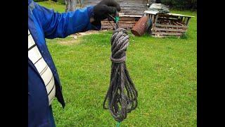 Станок для плетения веревок (самоделка). Веревка из шпагата. Machine Twist Rope.