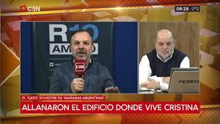 Análisis de Gustavo Sylvestre en Mañanas Argentinas - 14/08/2018