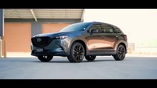 New 2019 Mazda CX-9 Limited Black Edition - Machine Grey