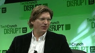 Niklas Zennstrom Wants to Help You Go Worldwide | Disrupt NY 2014