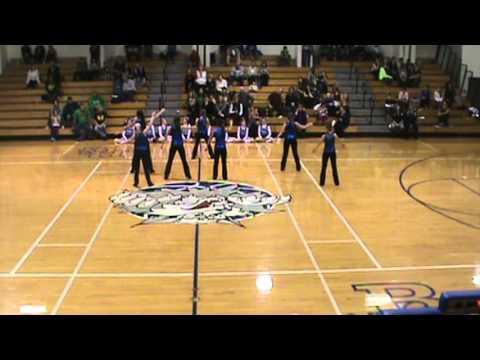 boone grove middle school dance team