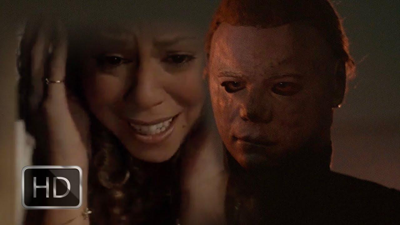 Mariah Carey In Halloween 2 Deleted Scene Youtube