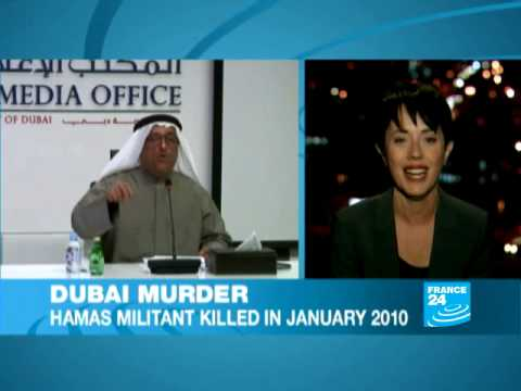 Dubai Murder: Mabduh Assassinated By 11 Man Hit Squad