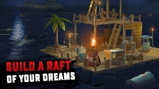 SURVIVAL ON THE HIGH SEAS   Raft   Let's Play Gameplay   S04E01