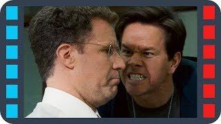 Словесный баттл. Лев против тунца — «Копы в глубоком запасе» (2010) сцена 3/10 HD
