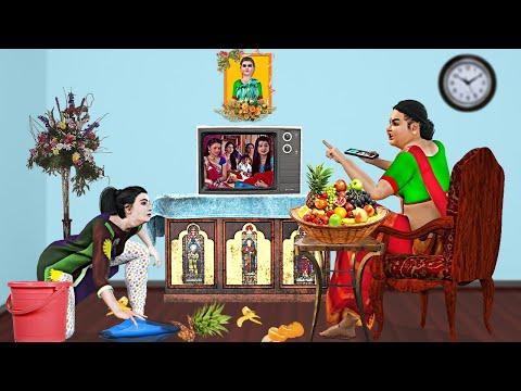 सौतेली माँ की सौतेली बेटी Hindi Kahaniya | Hindi Stories | Stepmother | Stories In Hindi | Kahaniya
