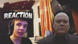 "Reaction | Марвел Трейлер №2 ""Сорвиголова/Daredevil"""