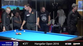 Hangelar Open   Tag 1, Teil 7/7   Nations Cup  powered by REELIVE & Touch - German Tour