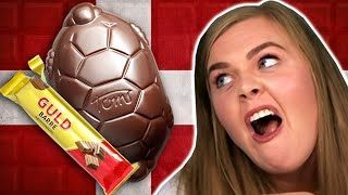 Download Irish People Try Danish Chocolate