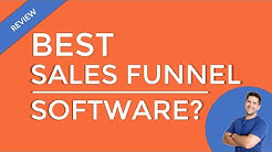 Top 8 Sales Funnel Softwares Compared - Cartflows, Kartra, Clickfunnels... Which one will win?