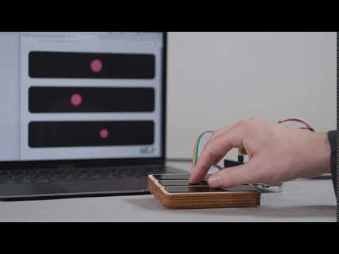 Visualising Trill Sensors in the Bela IDE