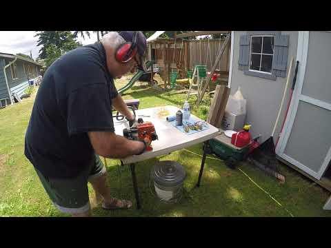 Tim Workshop TJY Stihl Weedeater Carb Adjust