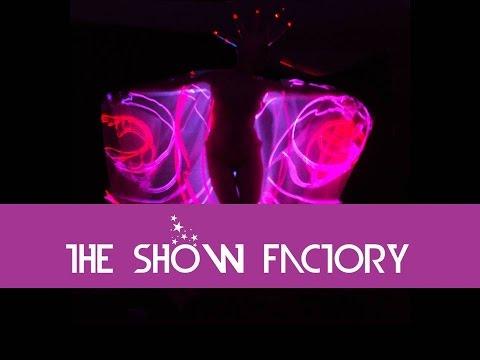 Fabric Laser #uirpl #theshowfactory