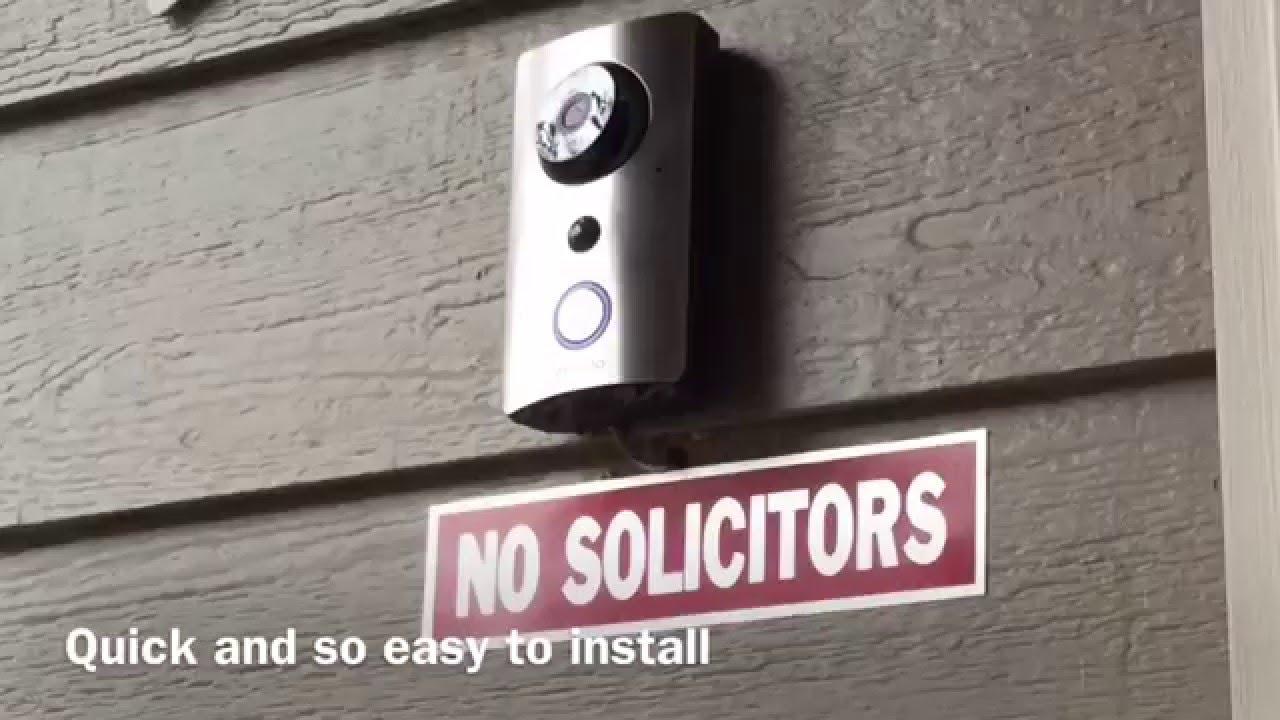 Zmodo Smart Door Light and Connected Doorbell » Gadget Flow