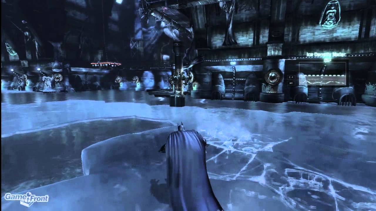 maxresdefault batman arkham city walkthrough pt 12 penguin's museum part batman fuse box at soozxer.org
