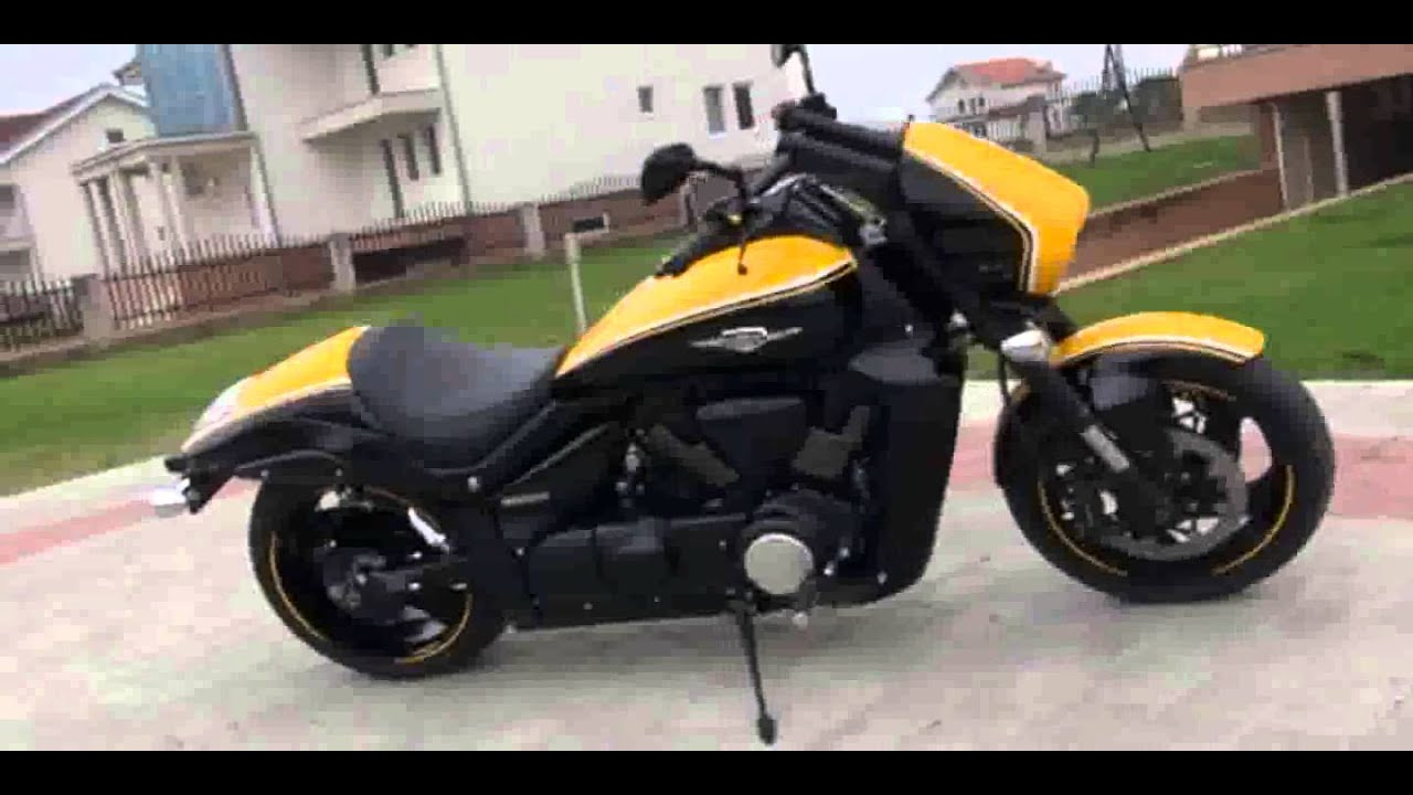 2014 Suzuki Boulevard M109r Review - YouTube