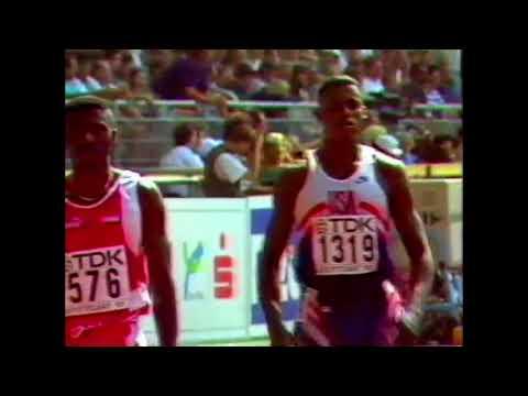 4377 World Track & Field 200m Men
