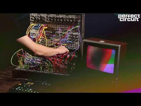 Pittsburg Modular Structure 344 Sound & Video Eurorack Synthesizer