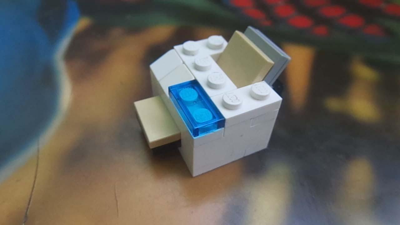 Como hacer una impresora lego mr p youtube - Como hacer una mampara de ducha ...