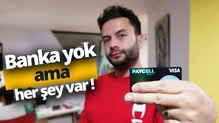 Bankası yok, her şeyi var: Paycell ile bir gün! (Hediyeli video)