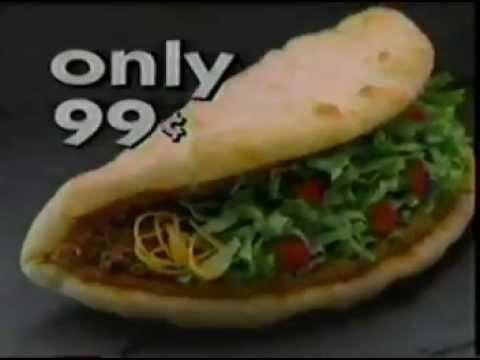 1992 Taco Bueno Muchaco commercial