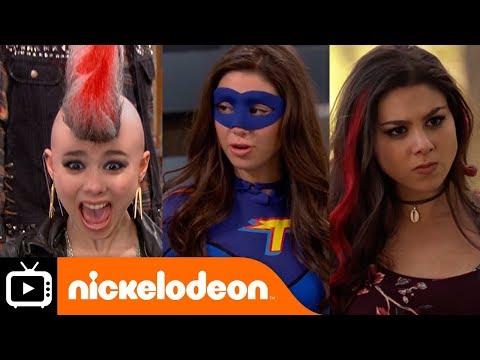 The Thundermans | Kira's Favourite Scenes | Nickelodeon UK
