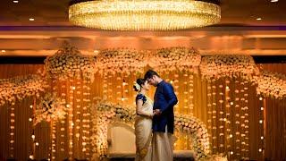 Arun + Anitha Reception Cinematic Highlights