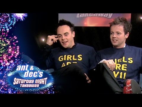 Little Ant & Dec Interview Big Ant & Dec - Saturday Night Takeaway