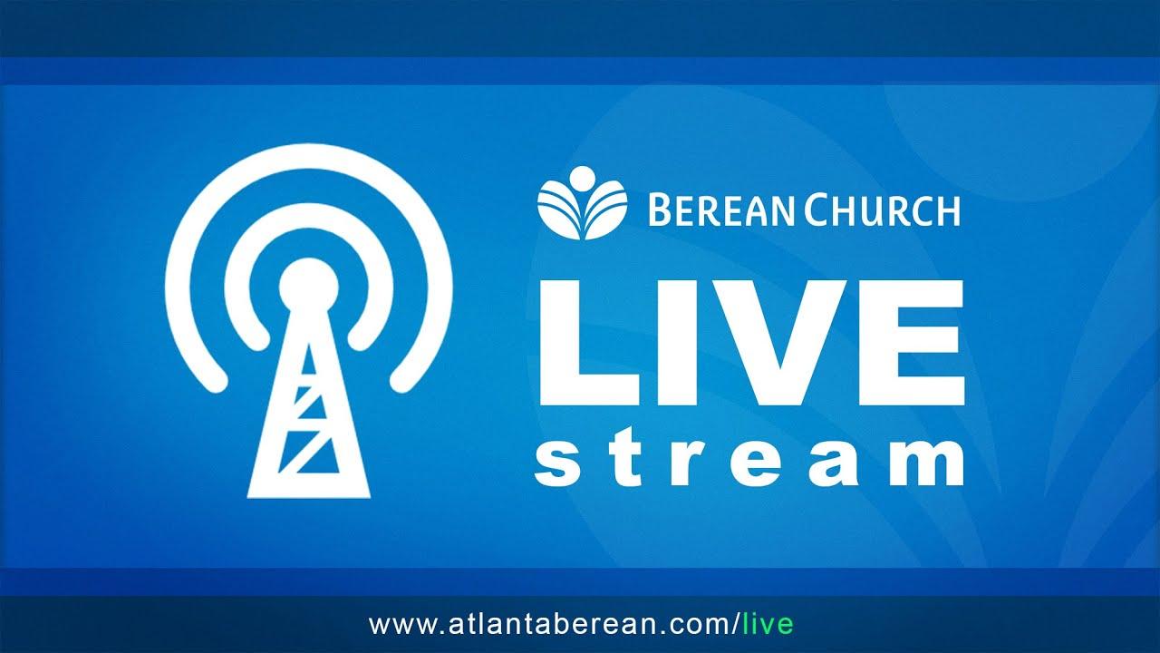 Sabbath Worship at Atlanta Berean - June 11, 2016 - YouTube